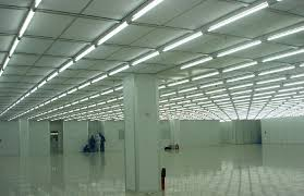 high efficiency good maintenance characteristics very simple unit length of light fixture can be