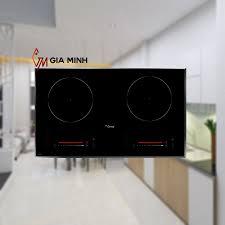 Giá bán Bếp Điện Từ Đôi Inverter CANZY _CZ06H