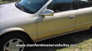 1997 Toyota Camry For Sale LOW MILES!!! FREE WARRANTY & NATIONWIDE ...