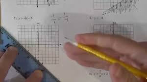 endearing algebra worksheets graphing linear equations on graphing