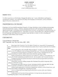 Professional Objectives For Resume Sample Of Objectives For Resume