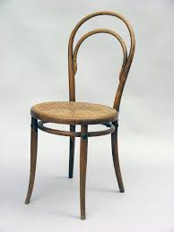 thonet no 14 vienna bentwood chair aka the bistro chair with woven cane