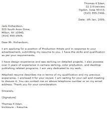 Graphic Designer Cover Letter Sample Resume Cover Letter inside     Cover Letter Templates