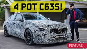 That drivetrain shift, along with the previously announced move to hybrid power, may subtly change how. Next 2021 C63 Is Not A V8 It S A 4 Cylinder Hybrid Youtube