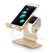Tranesca <b>2-in-1</b> Charging Stand Compatible with Apple <b>Watch</b> 4 ...