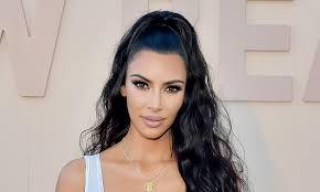 kim kardashian s brilliant makeup hack for hiding tired eyes