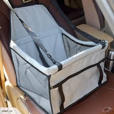 waterproof dog seat bag basket pet