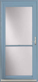 Spectrum Storm Door Styles | Glass Storm Door | Screen Door | ProVia