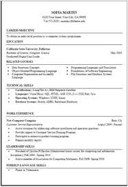 sample computer science resume and get inspired to make your resume with  these ideas 13 -