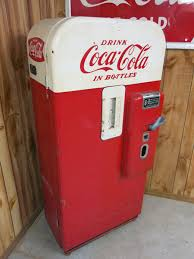 Vintage Coke Vending Machine Amazing Coke Machine Restoration CocaCola Machine Restoration Vintage