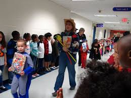 fayetteville ga teachers and students from kindergarten and 1st grade at fayette elementary