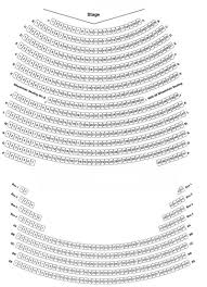 Macaninch Arts Center Main Stage Seating Chart Theatre In