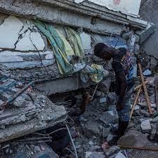 Haiti Earthquake Live Updates: More ...