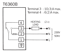 honeywell thermostat t6360b wiring diagram honeywell room thermostat wiring diagram wiring diagram schematics on honeywell thermostat t6360b wiring diagram