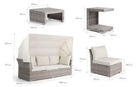 santorini patio lounge set patio sets