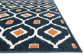full size of navy blue area rug decor navy blue and orange area rug for navy