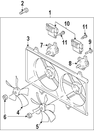 parts com® mazda cx 7 intercooler oem parts 2008 mazda cx 7 sport l4 2 3 liter gas intercooler