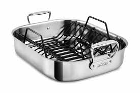 Aluminum Pan Sizes Chart Roasters Our Guide For Turkey Roasting Pans Size Guide