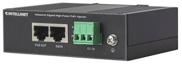 Intellinet Industrial Gigabit <b>High</b>-<b>Power PoE+</b> Injector (561365) – IC ...