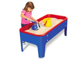 preschool art table sensory found in economy sand water giant83 art