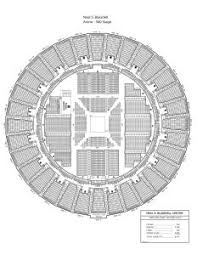 Neal S Blaisdell Arena Seating Chart Arena Seating Blaisdell Center