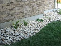 Decorative Rock Designs River Rocks Landscaping River Rock Landscape Home Design Ideas 38