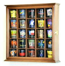 shot glass cabinet awesome shot glass cabinet 3 gallery the amazing shot glass shot glass cabinet