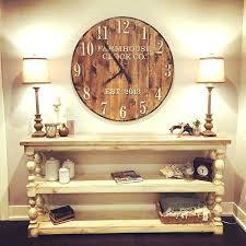 extra large wall clock big round wall clock clocks excellent extra large clocks inch wall clock