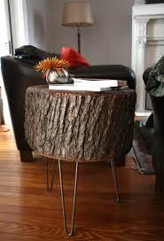tree stump furniture. Elegant 17 Apart How To Diy Stump Table End Prepare Tree Furniture