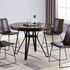 Lifestyle C1860p C1860d Dtx Industrial Round Dining Table Sam