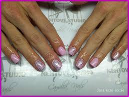 Gelové Nehty Inspirace č139 Magic Nails Gelové Nehty
