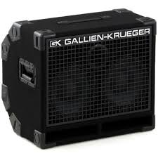 DISC Gallien Krueger 210RBH 8ohm 400w Bass Cab at Gear4music.com