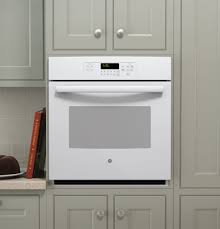 ge 27 built in single wall oven jk3000dfww ge appliances