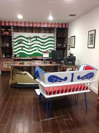 Car Desks Carnival Theme Office With 2 Bookcases A Bumper Car Desk And A