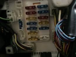 fuse boxes in the interest of accuracy i took a picture of my 94 instrument panel fuse block and it is the same setup as bbs 91 except i see that the po was