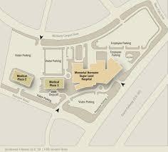 memorial hermann campus map sugar land large