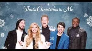 PENTATONIX - THAT´S CHRISTMAS TO ME - YouTube