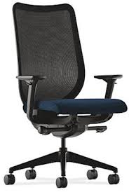 american chiropractic association recommended chairs. hon nucleus knit mesh back task chair with synchro-tilthon american chiropractic association recommended chairs