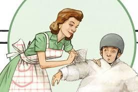 Rezultat slika za djete pod staklenim zvonom