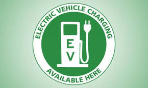 Image result for ev charging sign