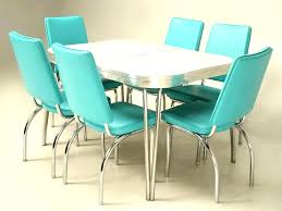 chrome table and chairs retro chrome kitchen table kitchen cute creating a retro tables and chairs chrome table and chairs