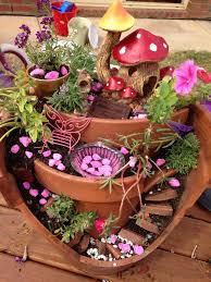 fairy garden pots. Fairy Garden Pots P