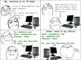 Meme Comics - Using Skype via Relatably.com