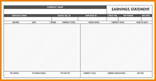 Pay Stub Samples Free Awesome Payroll Pay Stub Template Free Bino48terrainsco