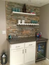 small bar furniture. modern dry bar furniture ideas features brown marble tiles floor and black countertop small