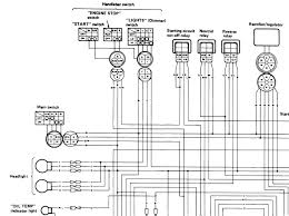 yamaha moto 4 wire diagram color code basic guide wiring diagram \u2022 Yamaha 90 Outboard Wiring Diagram color code wire diagram yamaha moto 4 350cc example electrical rh cranejapan co yamaha grizzly wire