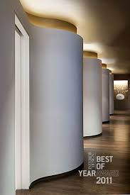 time design smaller lighting coves. white curved wall cove light contemporary design i foresee only one u0027bulge time smaller lighting coves