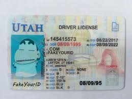 Ids Fake Make Scannable We Utah Id - Buy Premium