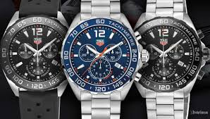 Full Review Of The 3 Most Popular Tag Heuer Watches For 2019