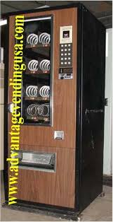 Ebay Snack Vending Machine Classy Used Machines Advantage Vending Equipment